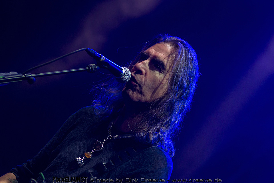 New Model Army, Wacken 2015, Pixxelkunst, Pixxelkunst made by Dirk Draewe, Dirk Draewe