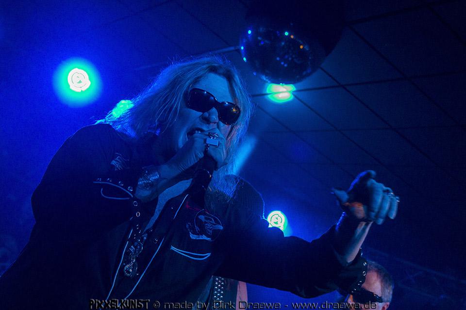 Bonfire, Kubana Live Club, Siegburg