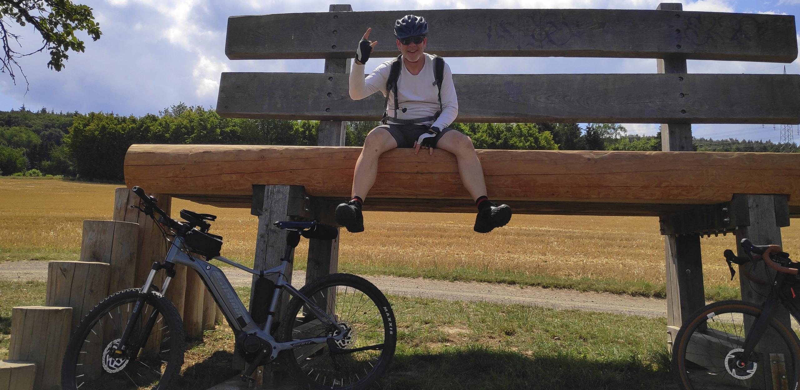 Touren mit dem E-Bike